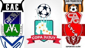 Conoce los 8 equipos por la Liga clasificados a la Copa Jujuy 2020