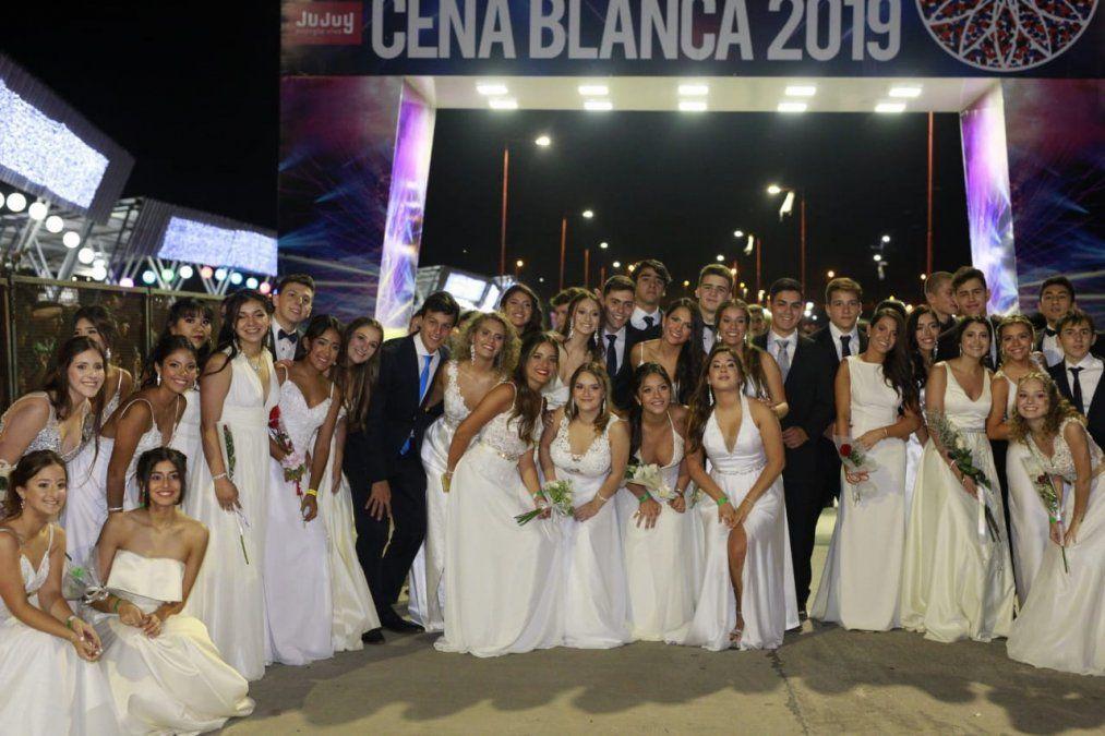 Ciudad Cultural se vistió de gala en la noche de los egresados