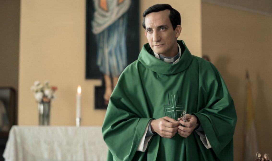 Juan Minujín anticipa Los dos Papas: La película ilumina lo que pasó acá en los 70