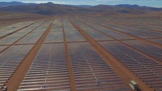 Estamos a pasos de vender: el gobierno vuelve a inaugurar el parque solar