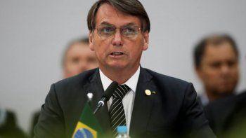 Bolsonaro no enviará a nadie a la asunción presidencial de Alberto Fernández