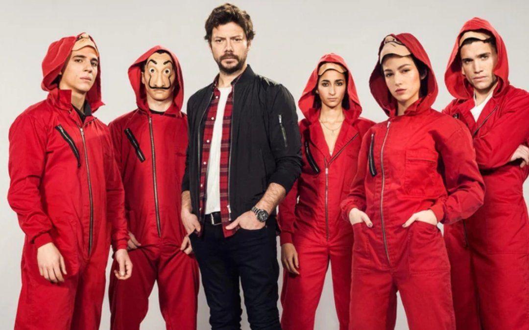 La Casa de Papel ya tiene fecha de estreno para su cuarta temporada