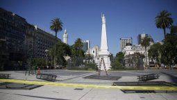 plaza de mayo llegara a la asuncion presidencial sin rejas