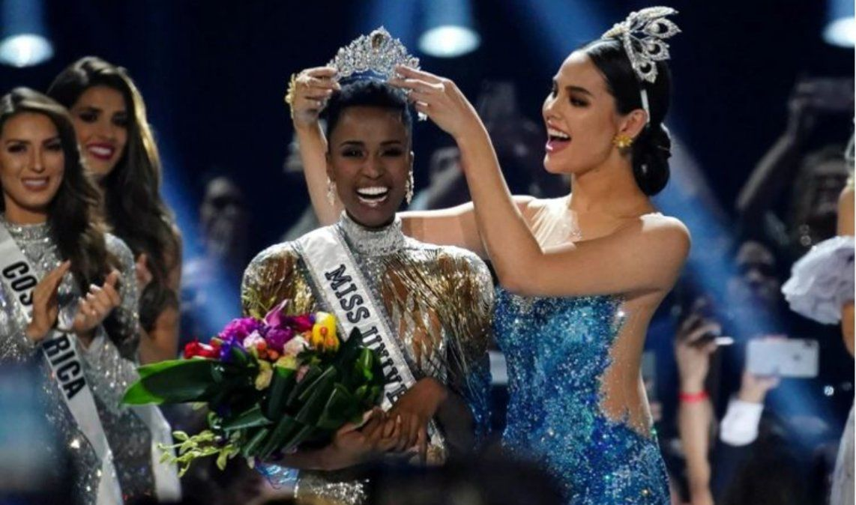Zozibini Tunzi de Sudáfrica se convirtió en la nueva Miss Universo