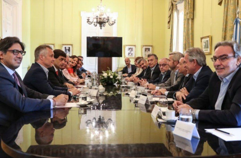 Para Macri, su mayor logro de gestión fue haber trasmitido paz y libertad