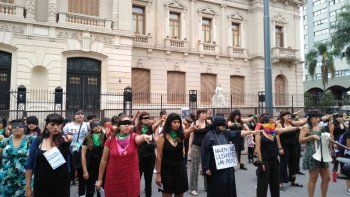 El reclamo feminista contra la violencia se concretó en Jujuy