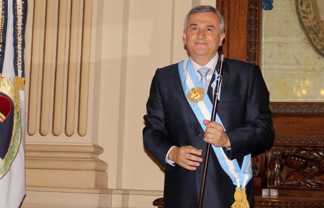 Comienzan cuatro años complejos para Morales en Jujuy