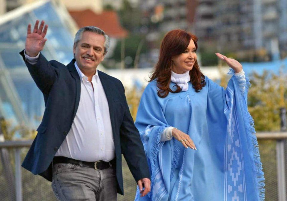 Asume Alberto Fernández como presidente