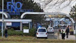 pistolero mata seis personas y se suicida en republica checa