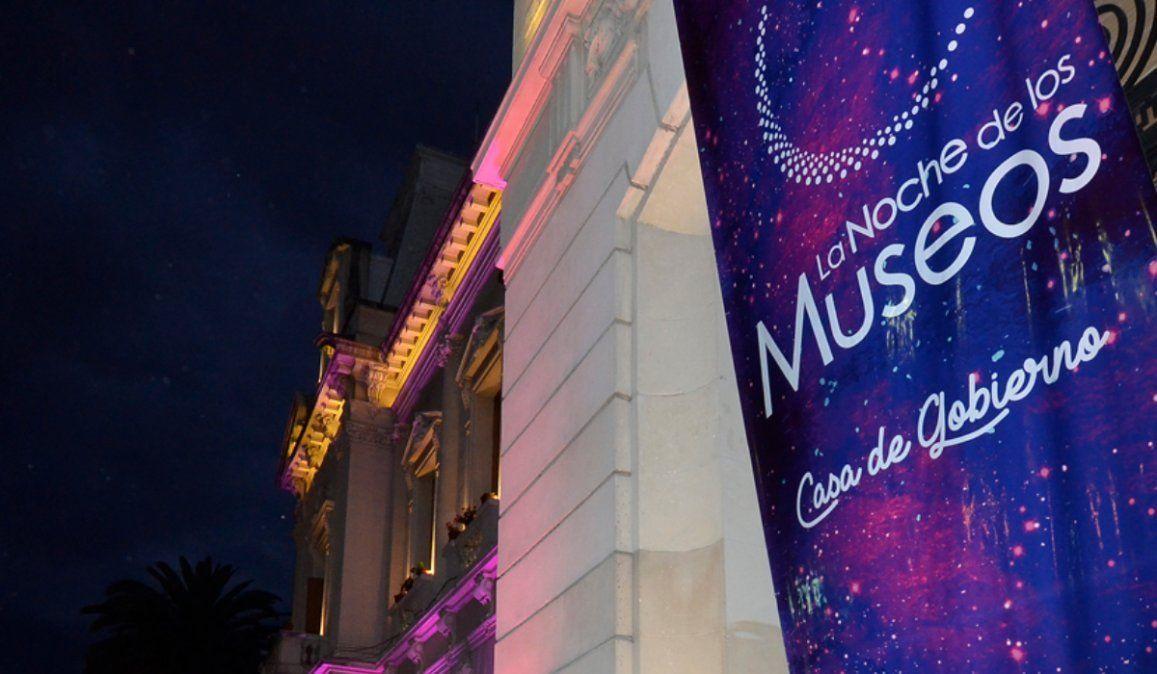 Este viernes 13 se realiza la Noche de los Museos
