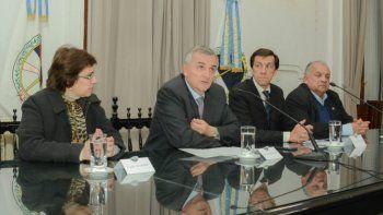 Recalculando: altas y bajas en el gabinete de Morales