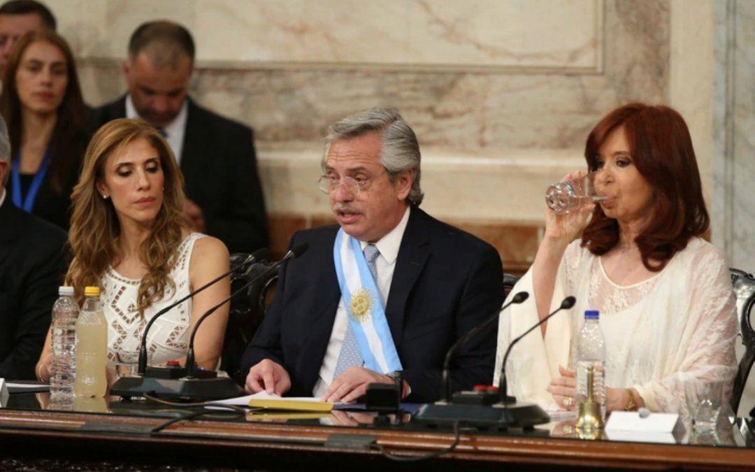 Alberto Fernández: Vengo a convocar a la unidad de toda la Argentina
