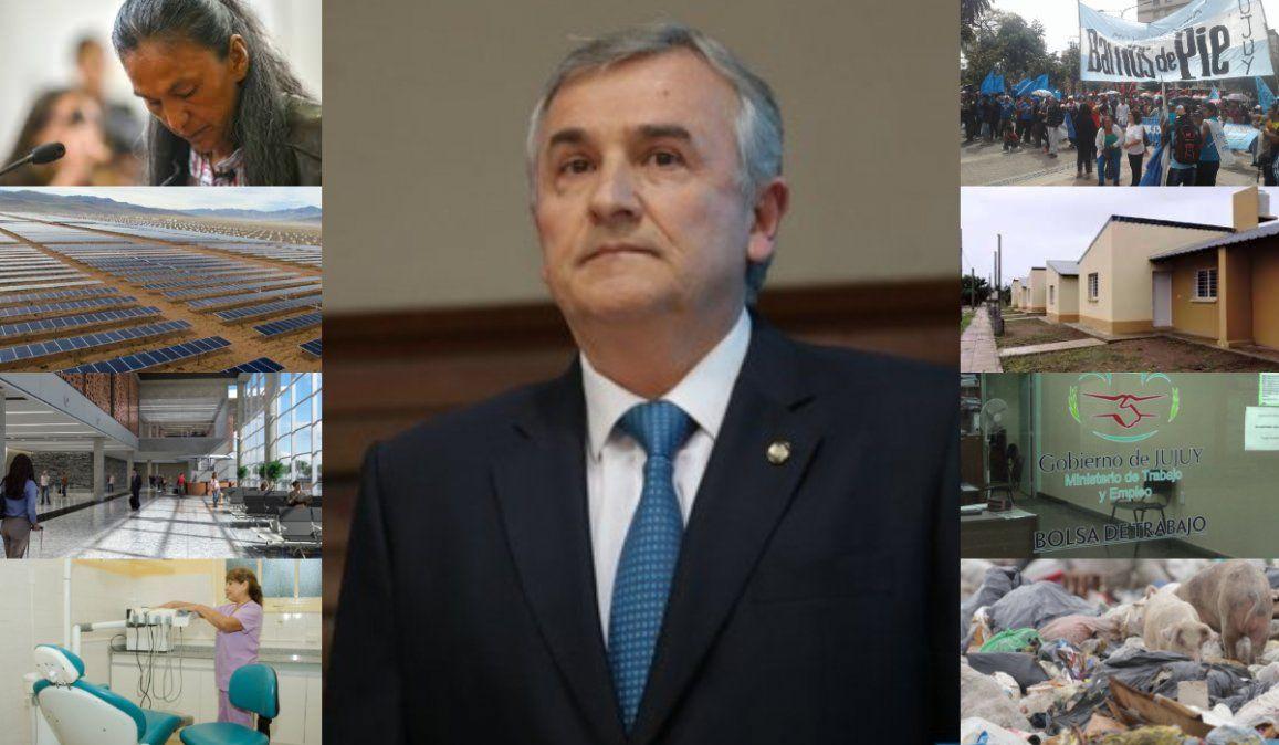 Luces y sombras de los primeros cuatro años de la gestión Morales