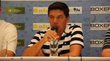 Jairo Morales Santos asumió como Gerente Deportivo