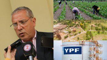 Abud Robles se despidió del Ministerio: