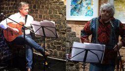 el interprete del presidente: daniel lopez anticipa un nuevo disco con dos canciones de alberto fernandez