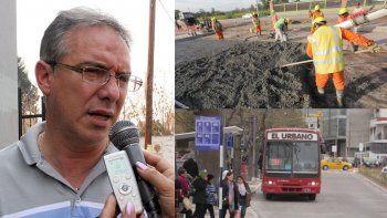 Transporte y obra pública, los compromisos que encara el nuevo ministro de Infraestructura