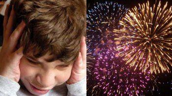 Un niño con autismo puede convulsionar del miedo