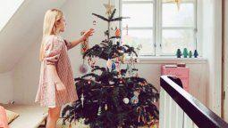 esta casa llena de rincones navidenos tiene toda la inspiracion que necesitas