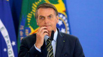 Ahora, Bolsonaro quiere que le vaya bien a Argentina