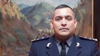 Juan Segovia es el nuevo jefe de la Policía de Jujuy