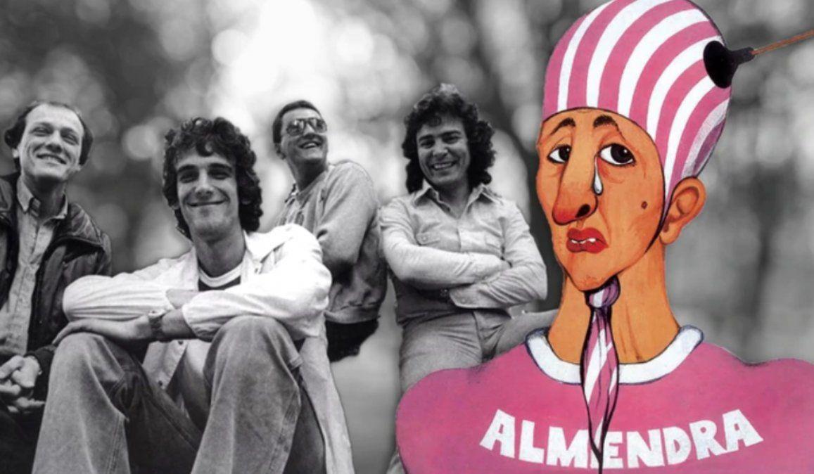 El álbum debut de Almendra cumplió medio siglo