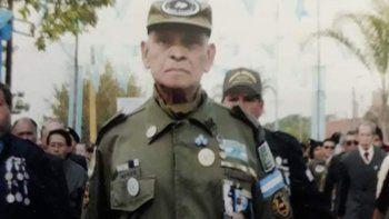 Veterano de Malvinas recuperó la medalla que había perdido en un acto