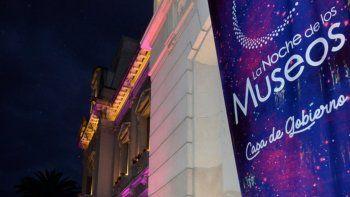 Octava edición de la noche de los museos