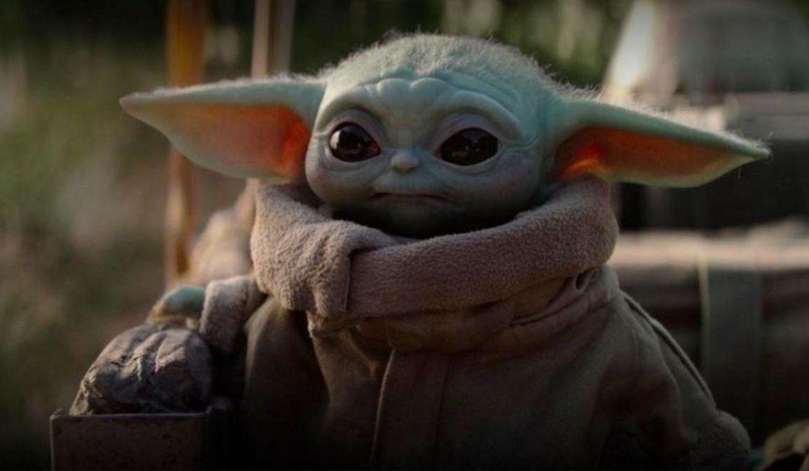 Hasbro anunció el lanzamiento de Baby Yoda