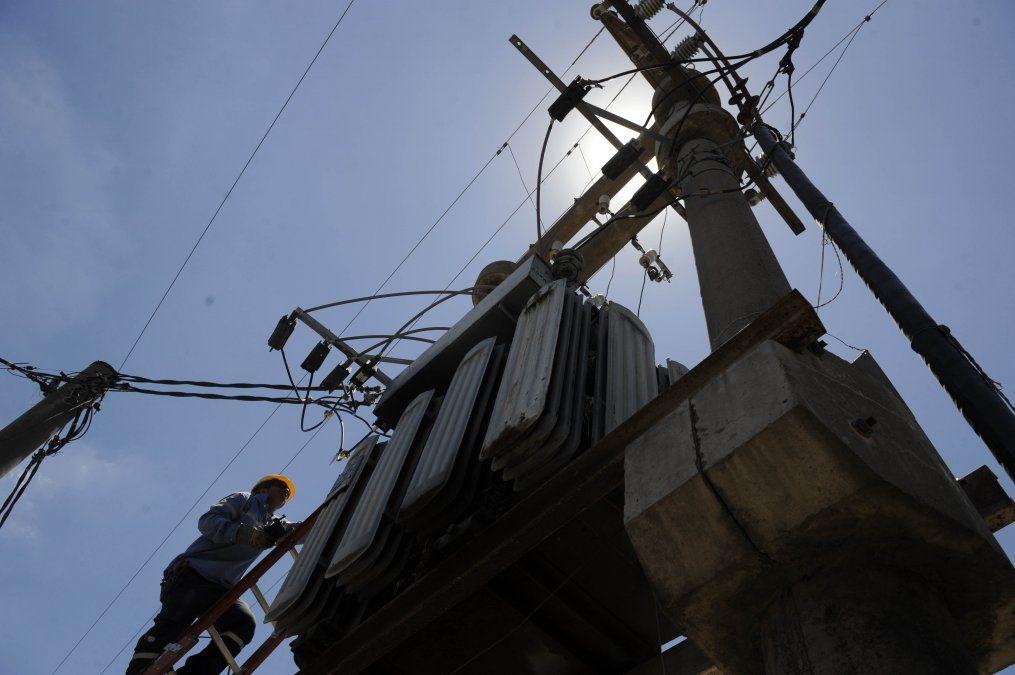 Habrá cortes de energía en Palpalá