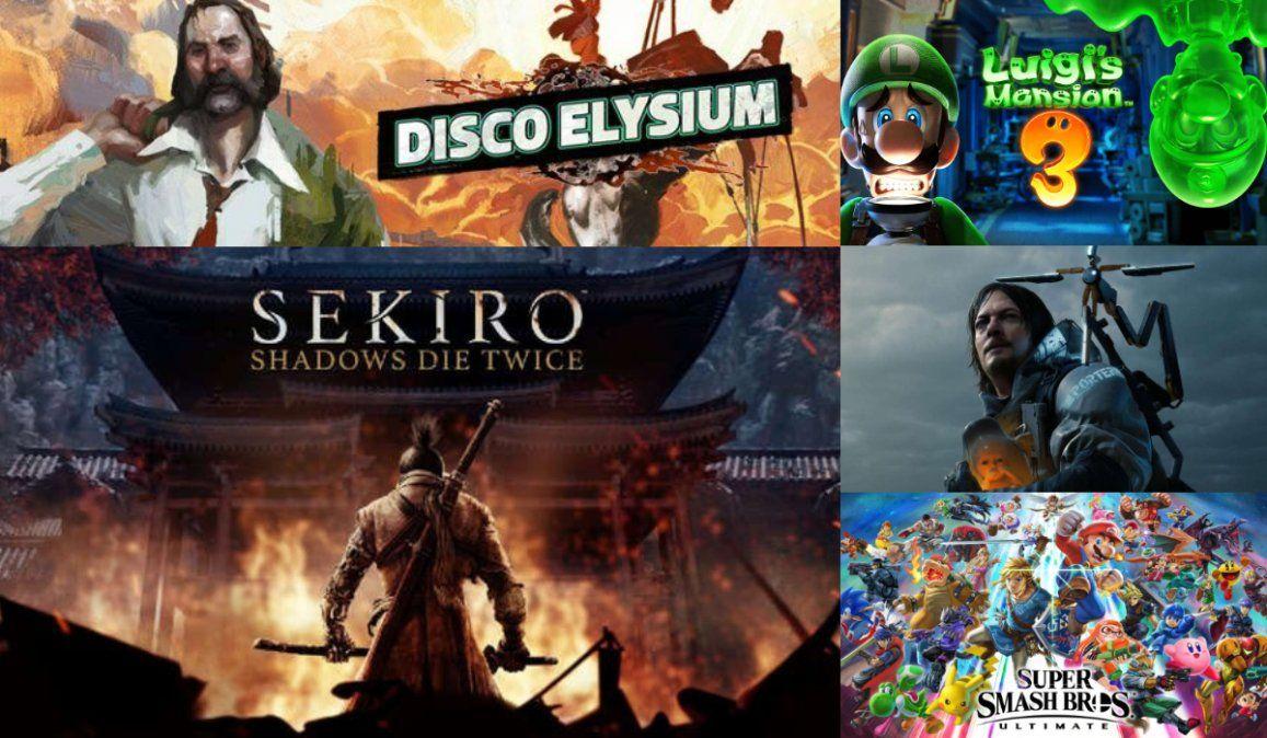 Sekiro: Shadows Die Twice se llevó el GOTY