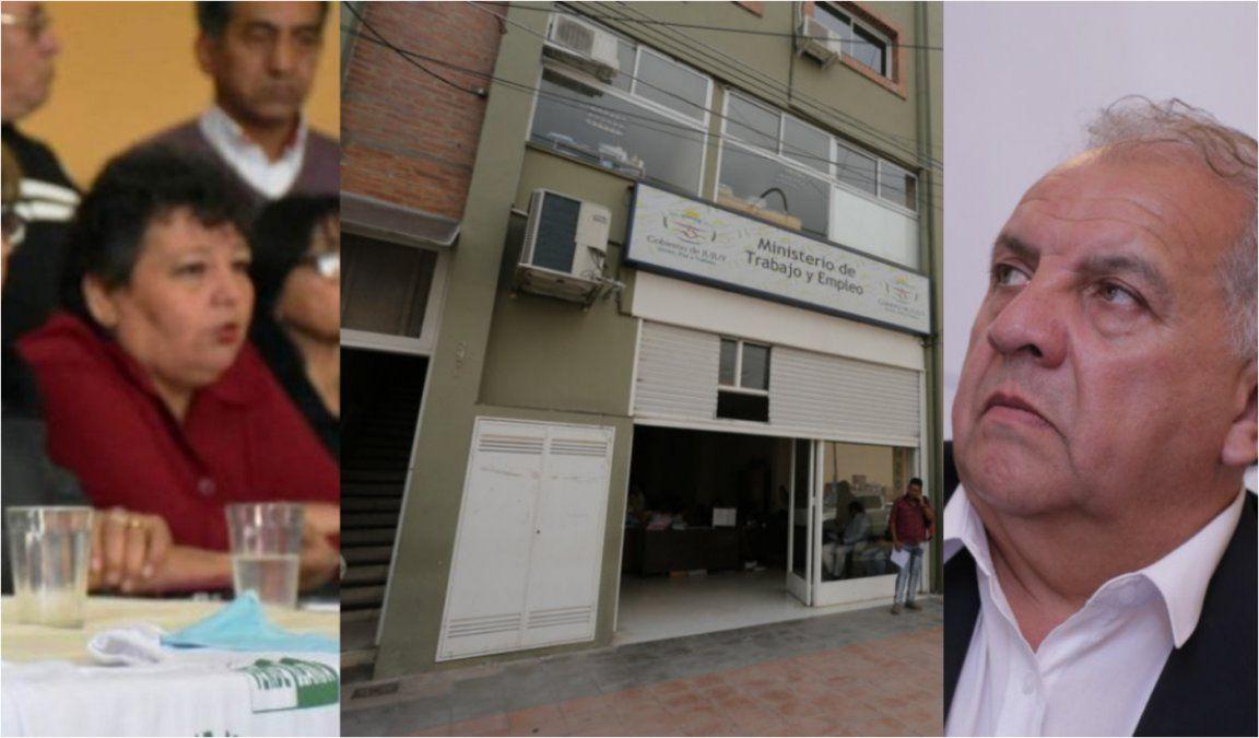 Por el episodio violento en el Ministerio de Trabajo, gremios piden la renuncia de Cabana Fusz