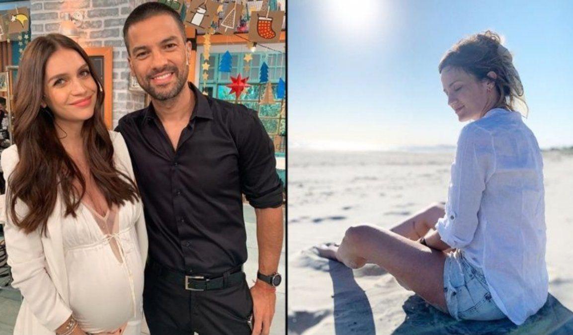El Chino Leunis ¿confirmó? el embarazo de Paula Chaves