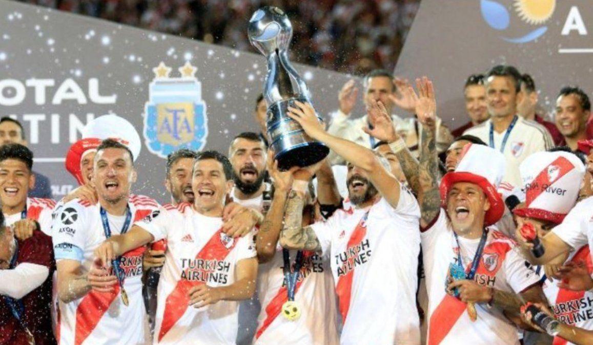 Los avasallantes números del equipo de Gallardo en la Copa Argentina