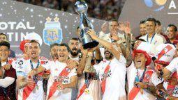 los avasallantes numeros del river campeon en la copa argentina
