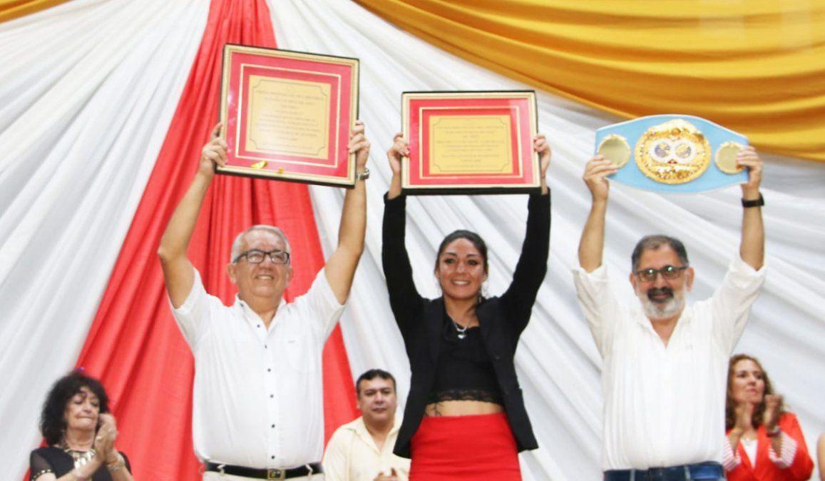 La Pumita Carabajal ganó el San Francisco de oro