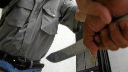 apunalaron a un hombre en pleno centro para robarle el celular