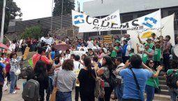 manana lunes se concretara la jornada institucional entre los docentes y la ministra de educacion