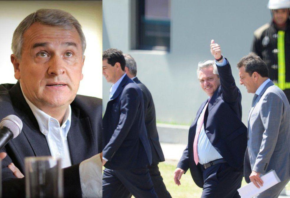 Finalmente, Morales se encontrará con Alberto