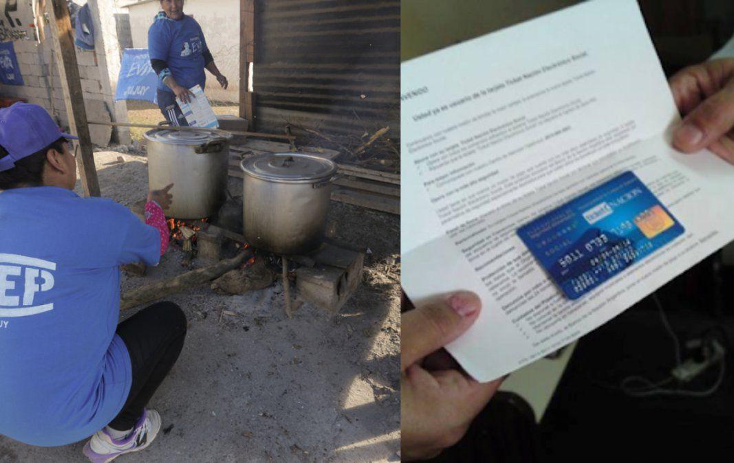Tarjeta alimentaria: ¿cómo será el funcionamiento en Jujuy?
