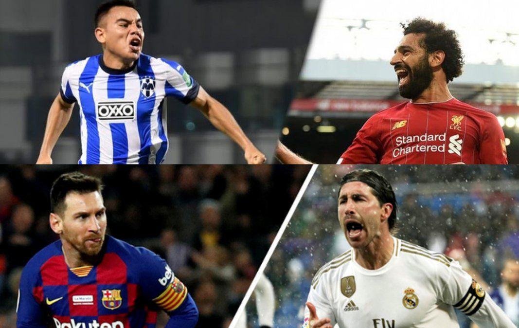 Liverpool va por la final del Mundial de Clubes y se juega el derbi español