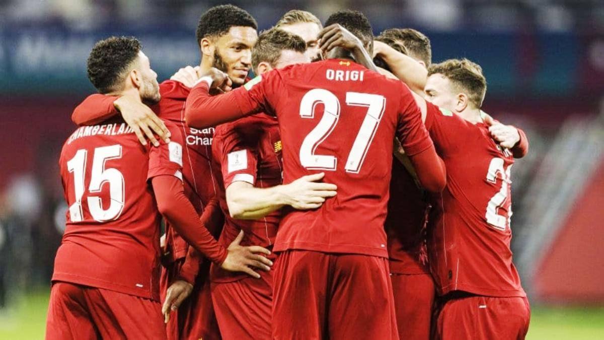 Liverpool ganó sobre la hora y jugará la final con Flamengo