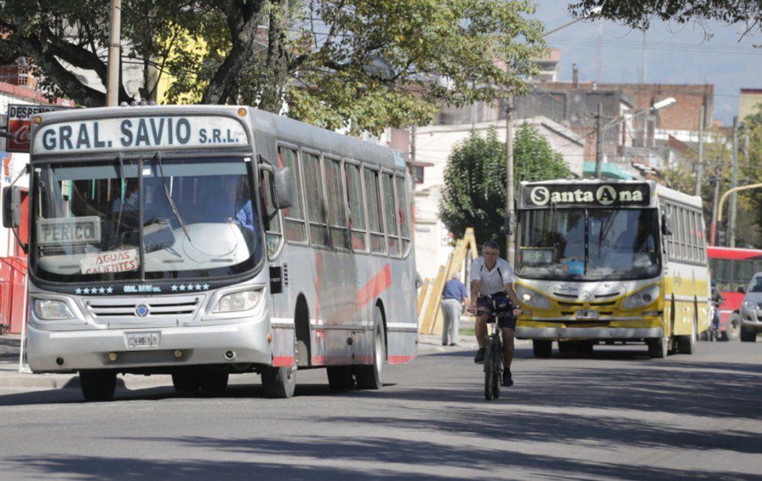 Choferes consideran positivo un congelamiento de tarifas en Jujuy