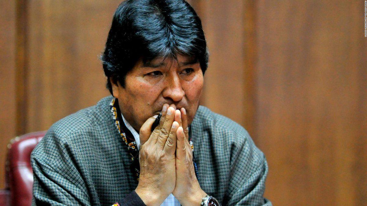 Orden de arresto para Evo Morales: No me asusta, es injusta, ilegal e inconstitucional