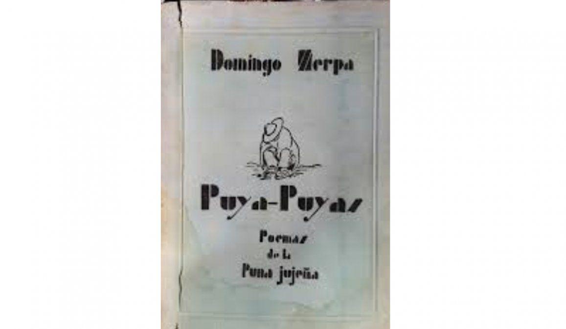 Homenaje al poeta jujeño, Domingo Zerpa
