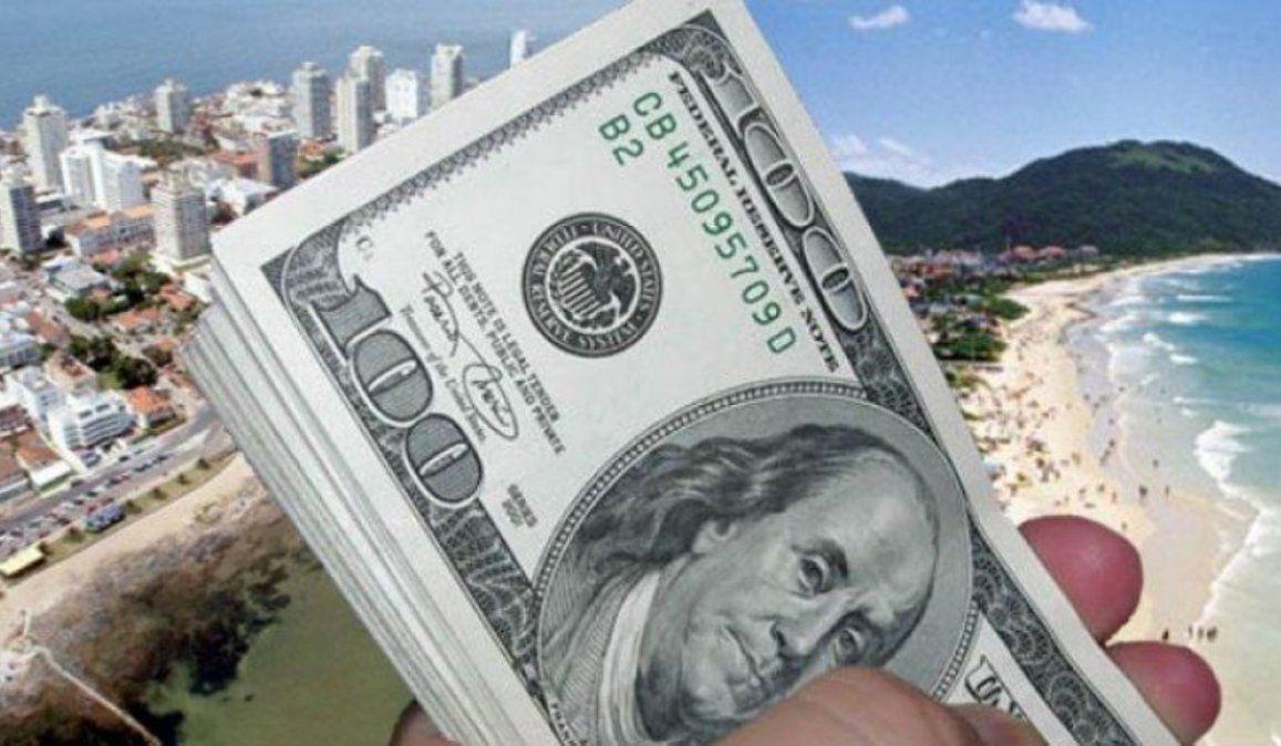 El dólar oficial se mantiene estable por el cepo hard a $63,08