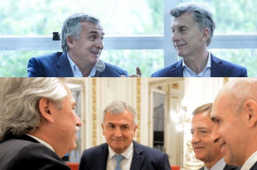 De la mesa chica de Macri a los brazos de Alberto: las razones del giro de Gerardo Morales