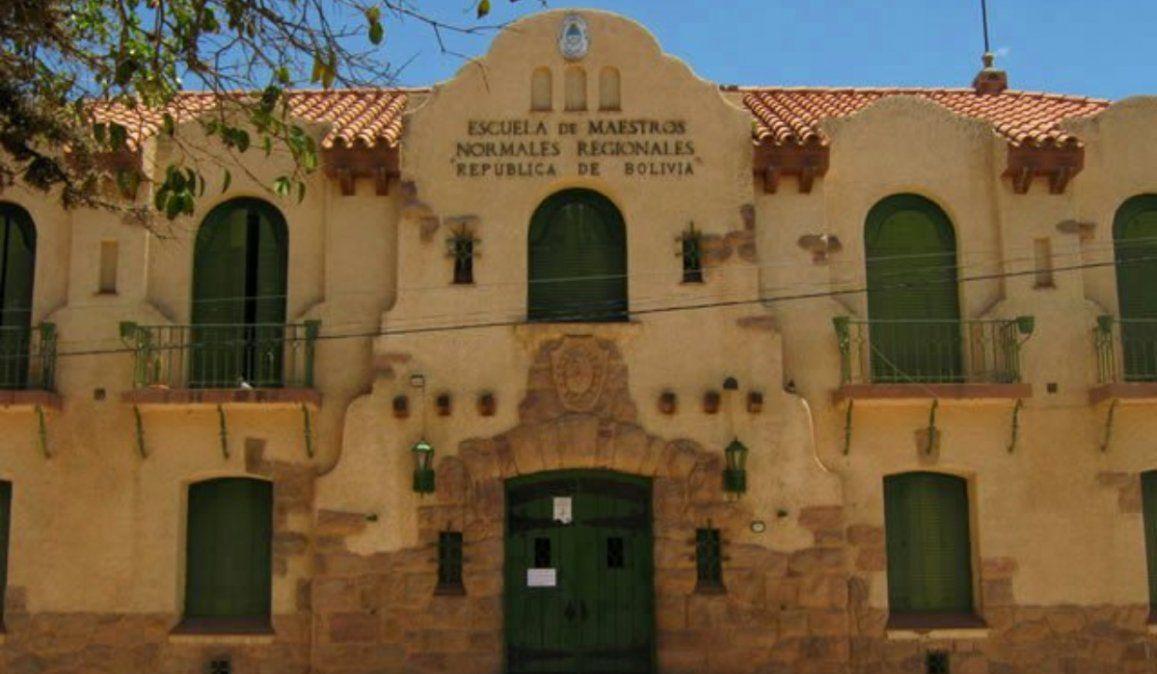 La Escuela Normal de Humahuaca es Monumento Histórico Nacional