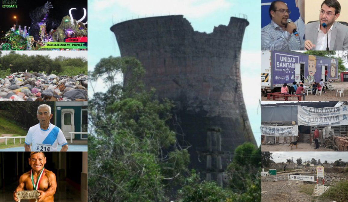 Principales sucesos del año en Palpalá