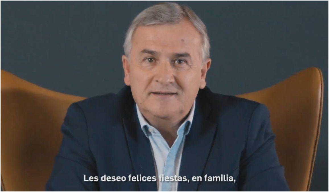 Los proyectos van a empezar a funcionar: el mensaje de fin de año de Morales